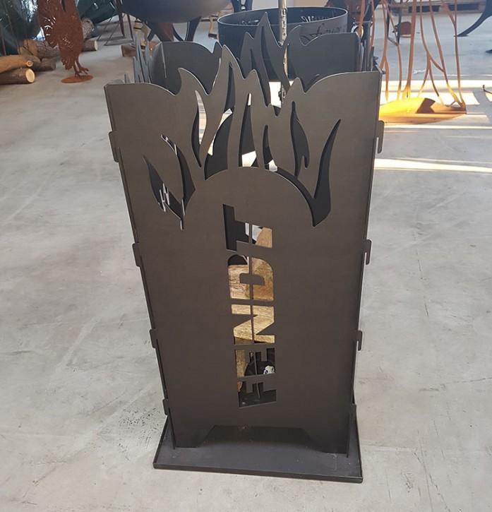 Feuerkorb eckig - Fendt